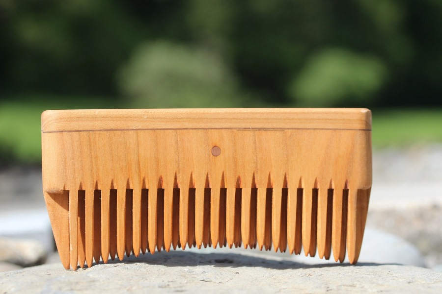 Essential Oils Care - Beard Oil Kit Comb