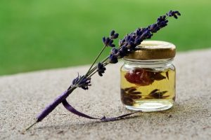 Essential Oils Care - Lavender Oil Personal Care