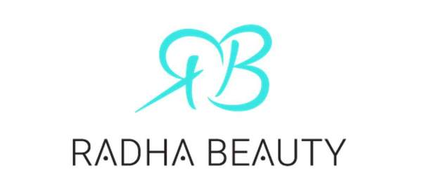 Radha Beauty Logo